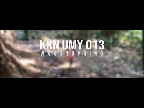 KKN 013 UMY 2019