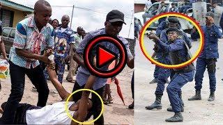 POLISI ALIEUWA KTK MAANDAMANO AHUKUMIWA MAISHA JELA