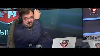 Уткин извинился за прогноз на матч 1/8 финала ЛЕ Лион-ЦСКА (2:3)