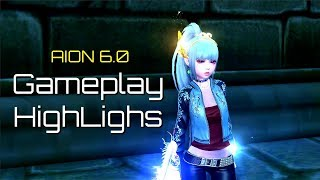 [AION 6.0] Gameplay Highlights PvPvE / Lakrum Tour 아이온