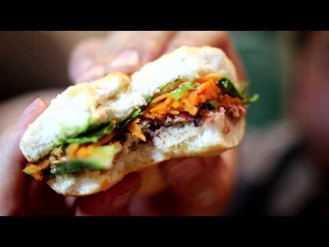 Homemade Vietnamese Banh Mi