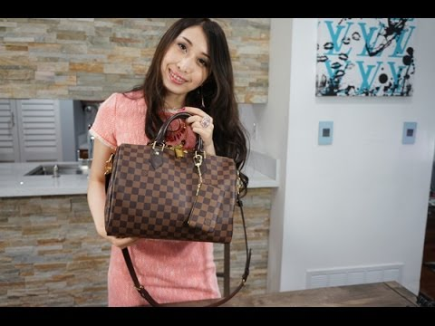 Louis Vuitton Speedy 30 Oder 35