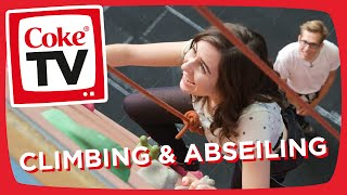 Dodie and Evan Edinger go CLIMBING | #CokeTVMoment