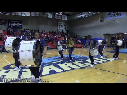 Horace Mann Marching Mustangs Drumline - 2017 Battle in the Apple BITA