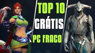 TOP 10 JOGOS GRÁTIS PARA PCS FRACOS + DOWNLOAD