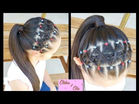 Diadema Banditas Elasticas Peinados Para Colegio Peinados