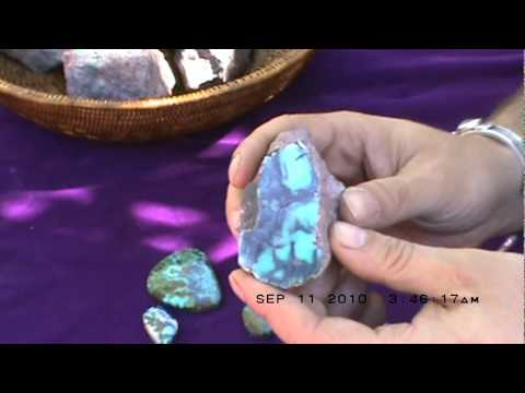 Famous Looks Of Bisbee Turquoise