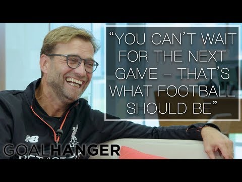 Jurgen Klopp EXTENDED INTERVIEW | The Premier League Show