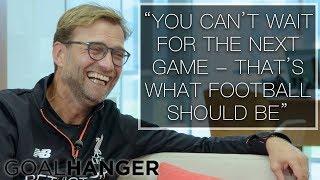 Jurgen Klopp EXTENDED INTERVIEW | The Premier League Show