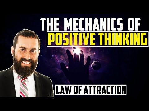Change Your Life with the Power of Positive Thinking [Law of Attraction]