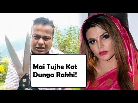 """Tere Karan Arjun Kat Dunga!"" Deepak Kalal Threatens Rakhi Sawant For Her Song ' Chappan Churi'"