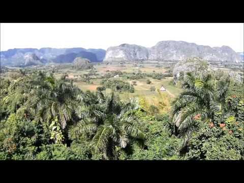 Valle de Vinales Cuba viewpoint