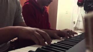 Qing Hua Ci - Jay Chou ( Duo Piano Cover )