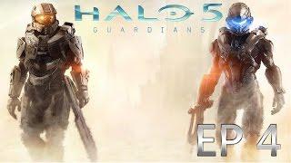 Halo 5 Guardians campaña con ALKAPONE Ep. 4 Final I Audio Latino I