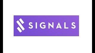 [ICO] Signals - Платформа сигналов для криптовалют<