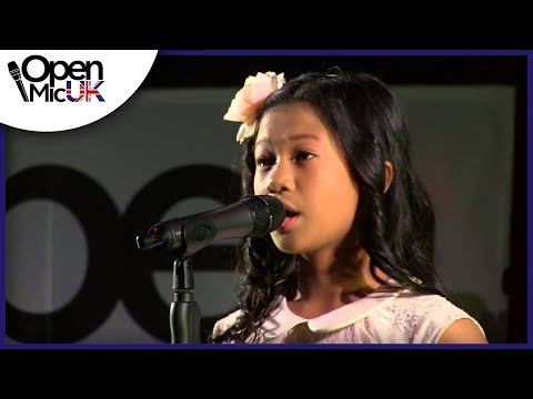 CHRISTINA PERRI - HUMAN Performed by YNA at Manchester Open Mic UK Singing Competition