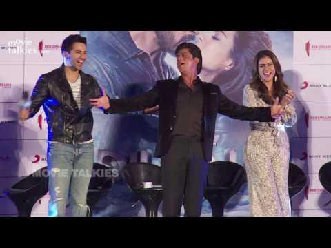 Meri Subah Ho Tumhi Song Launch | Dilwale | Shahrukh Khan, Kajol