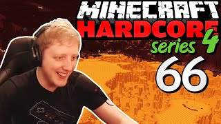 "Minecraft Hardcore - S4E66 - ""I NUKED MY NETHER"" • Highlights"