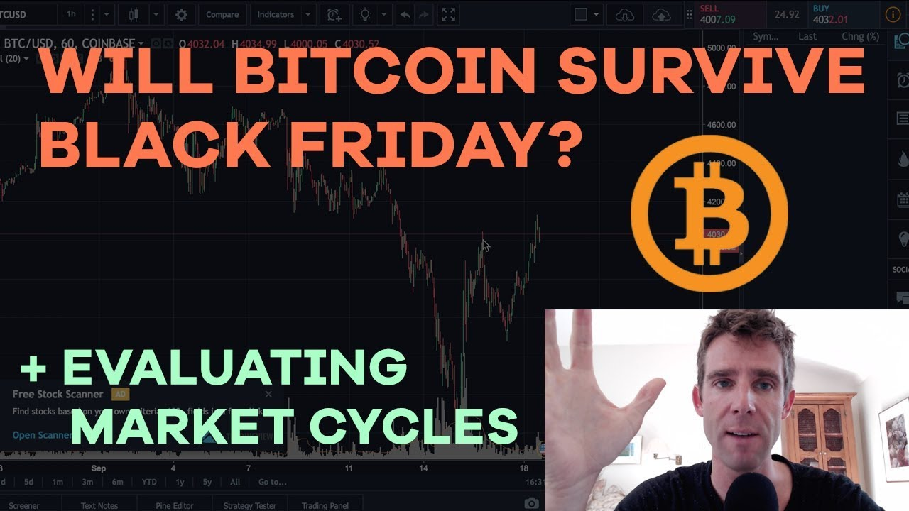 Will Bitcoin Survive Black Friday? Overvalued Prices, Bitcoin Diamond, Market Cycles - CMTV Ep92