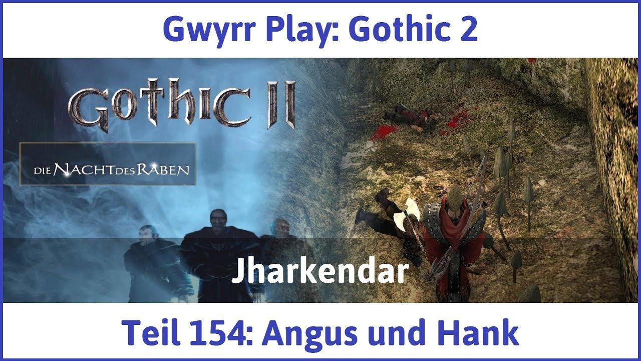 Gothic 2 angus und hanky panky