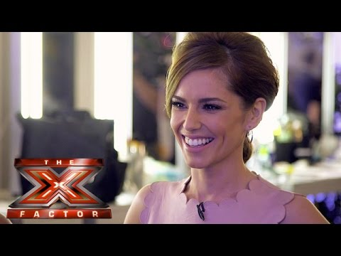 Melvin & Rochelle get to know Cheryl | The Xtra Factor UK 2015