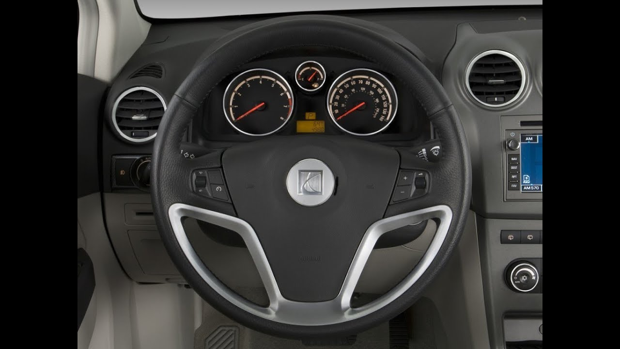 saturn vue dashboard icons