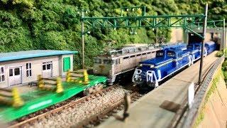 Nゲージ N天 北の大地を走る列車達! レッツゴー北海道!!