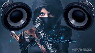Rune & Besomorph - Myself Again (ft. Cluda) (BASS BOOSTED)
