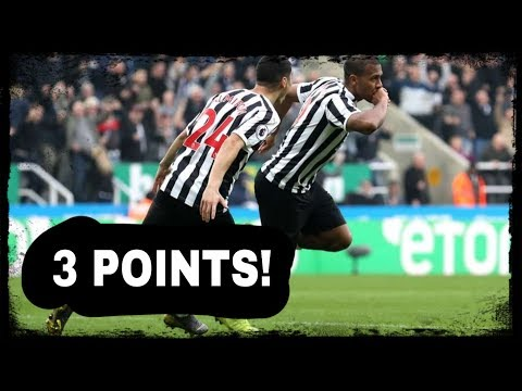 NEWCASTLE UNITED 2-0 HUDDERSFIELD TOWN | THOUGHTS FROM ST. JAMES' PARK