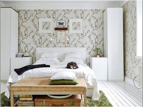 Desain Wallpaper Untuk R Tidur Sempit