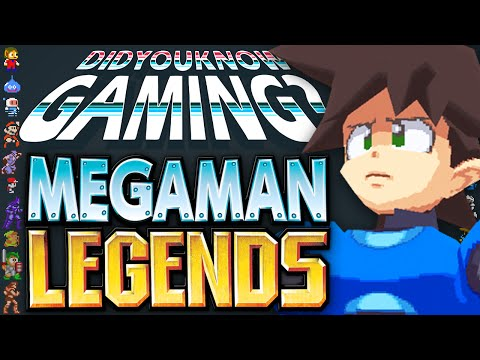 Mega Man Legends - Did You Know Gaming - Written, Edited, and Narrated by Innagadadavida