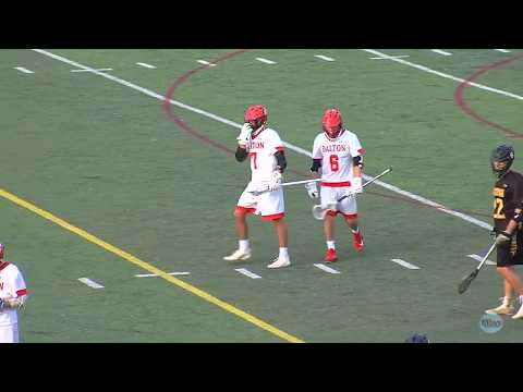 Logan Cole 2018 Lacrosse Highlights