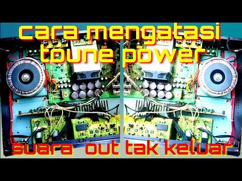 Power amplifaer ADC 3801 200wat.