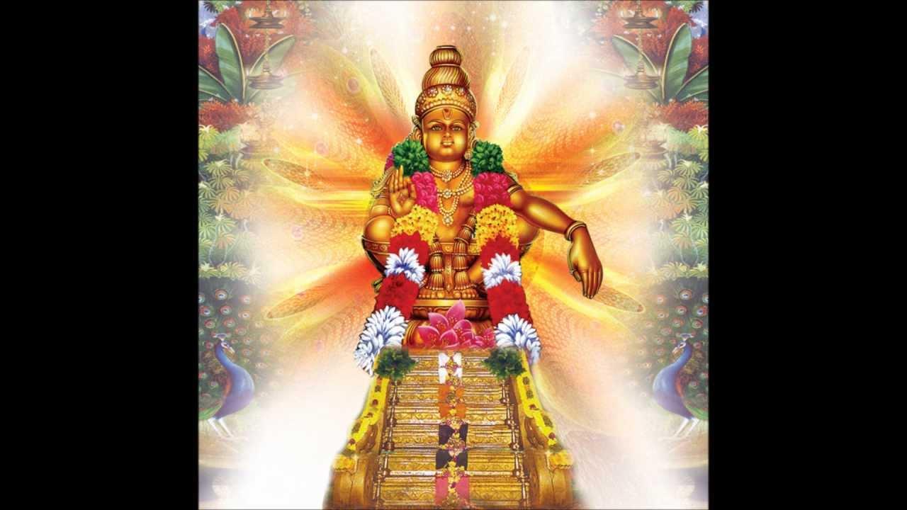Samavedam navilunarthiya swamiye-Swami Ayyappan song - YouTube