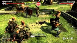Ryse Son of Rome Gladiator Mode - Trailer (HD)