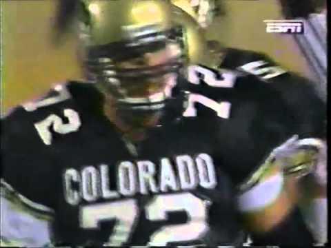 1994 - #22 Oklahoma Sooners at #4 Colorado Buffaloes