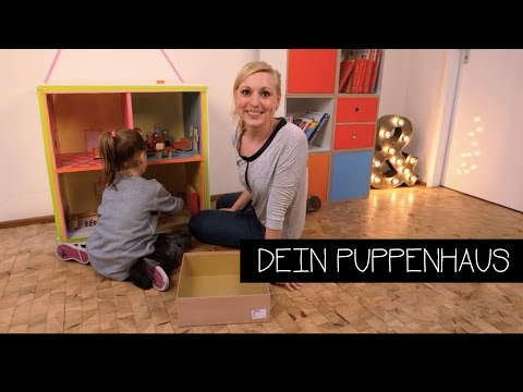 DIY | PUPPENHAUS SELBER BASTELN