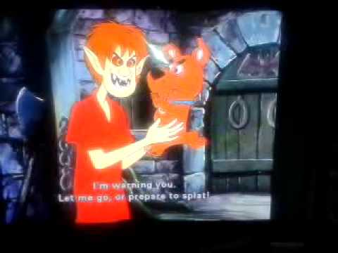 Scooby Doo And The Ghoul School: The Mirror Monste