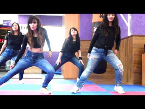 Bhayanak Atma song Zumba choreography by Zstars