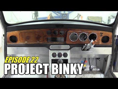 Project Binky - Episode 22 - Austin Mini GT-Four - Turbocharged 4WD Mini