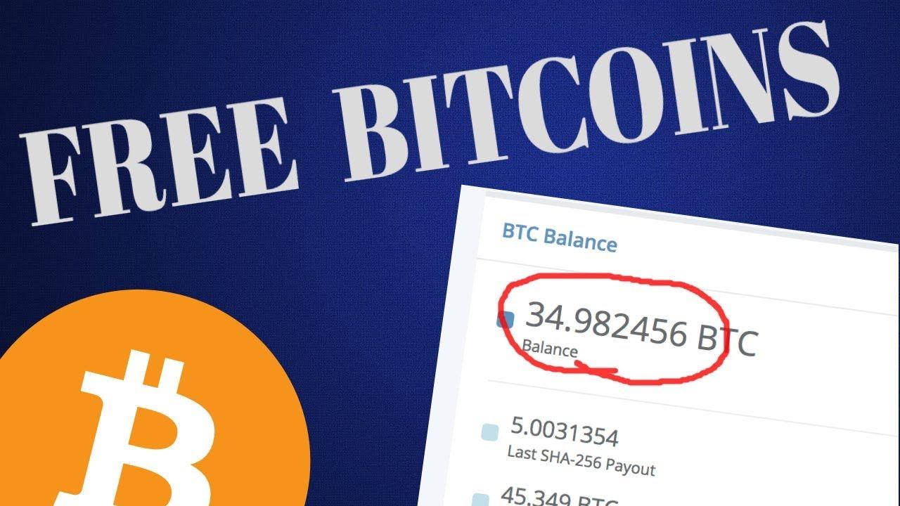 Top Ways to Get FREE Bitcoins (2018)