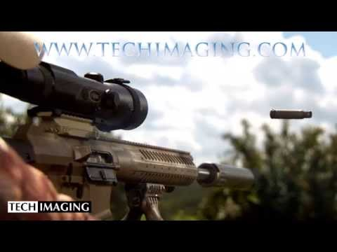 High Speed Camera Video - .308 Winchester
