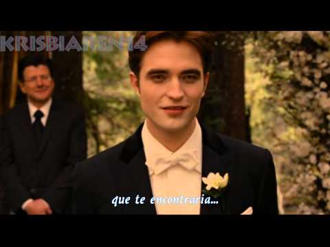 Christina Perri feat. Steve Kazee -A Thousand Years Pt.2 -Breaking Dawn P.2 Subtitulado español