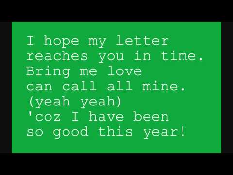 Britney Spears - My Only Wish (This Year) LYRICS