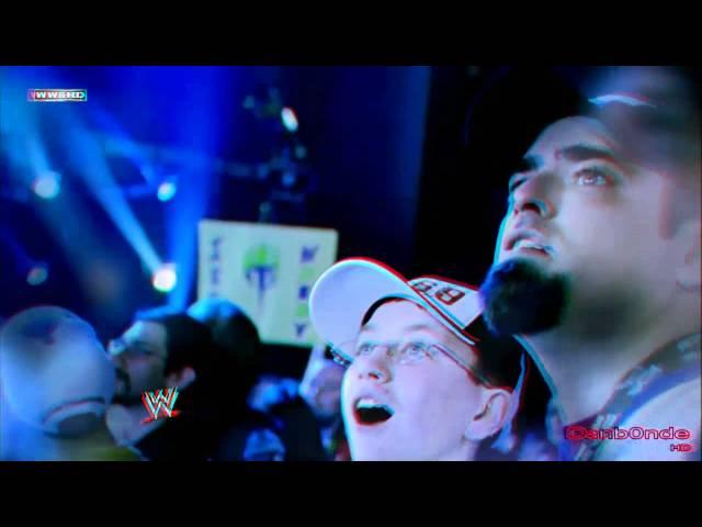Wrestlemania 28 Theme Song (Flo Rida) 3D
