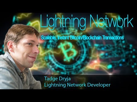 Bitcoin Lightning Network Payment Channels Explained - Thaddeus Dryja
