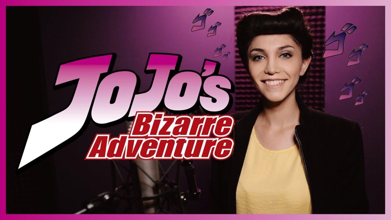 JoJo's Bizarre Adventure Opening 6 - Chase Cover Latino!