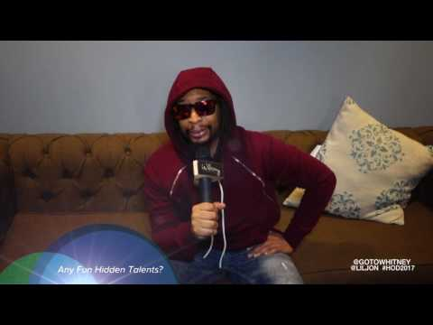 Rapper Lil' Jon Talks Donald Trump, Pitbull, Hidden Talents & More During #HOD2017