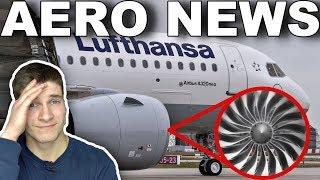 Die A320neo Probleme! AeroNews