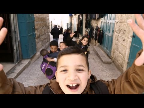 Kisah Dibalik Tembok Pembatas di Tepi Barat Palestina - Muslim Travelers